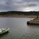 Ein Stückchen Edersee-Atlantis….. Das Foto …
